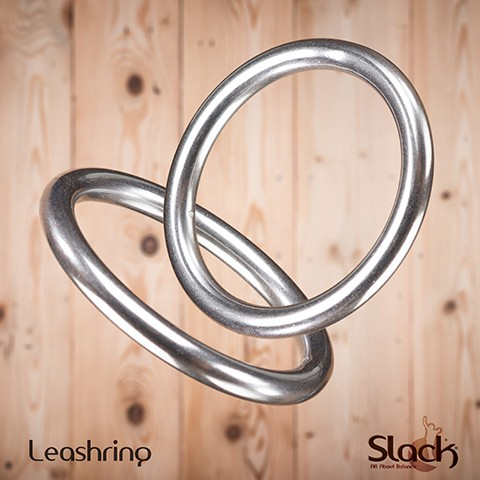Steel Leash Ring
