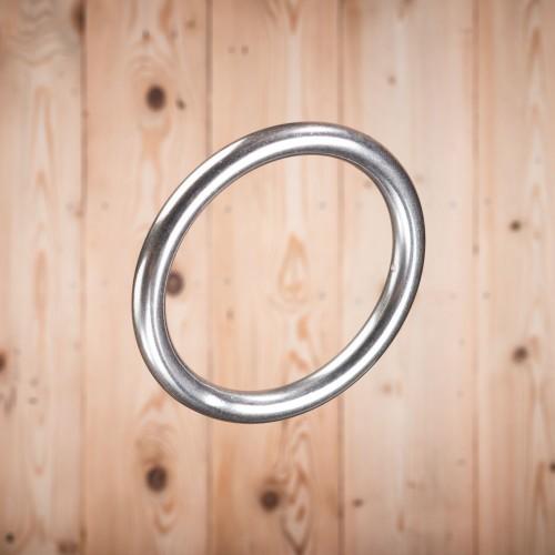 Steel Leash Ring