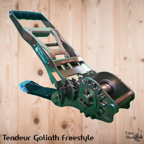 GOLIATH Ratchet Freestyke