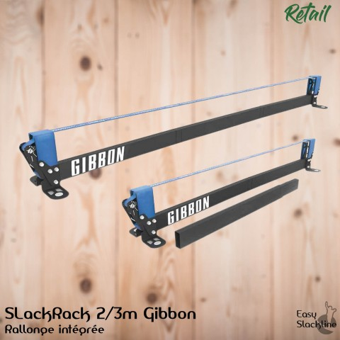 SlackRack 2m or3m GIBBON - no tree