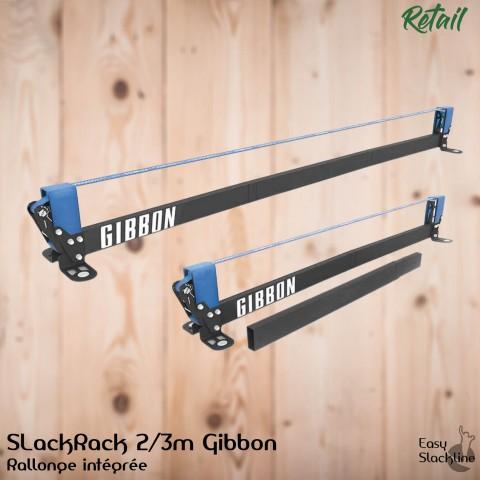 SlackRack 2m or3m GIBBON - no tree