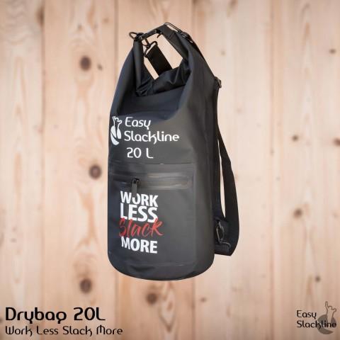 Dry bag 20l - easy slackline