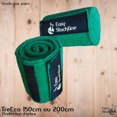 TreEco - Protection d'arbre slackline
