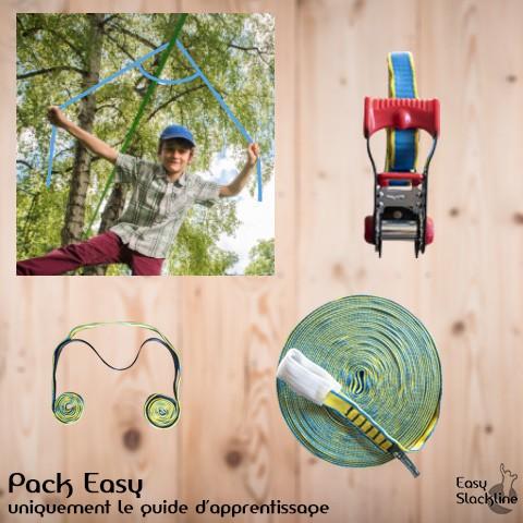 Pack Easy - Le guide d'apprentissage seul