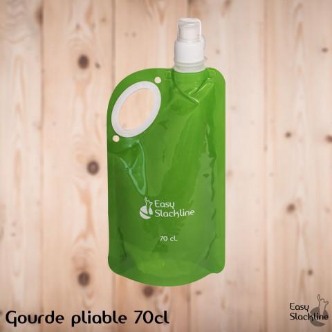 Gourde pliable 70cl - Easy Slackline