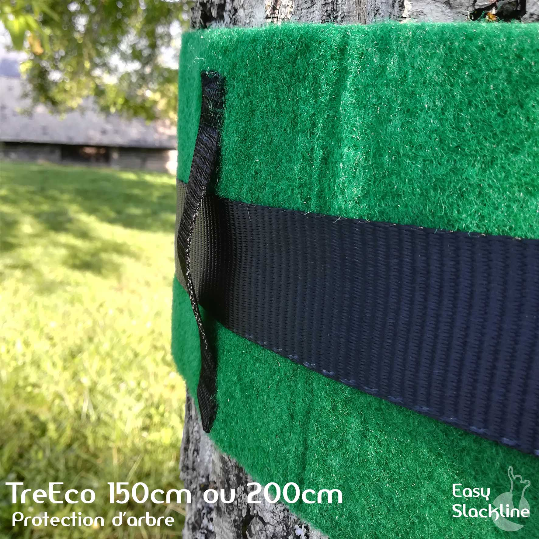Protection d'arbre TreeEco Easy Slackline