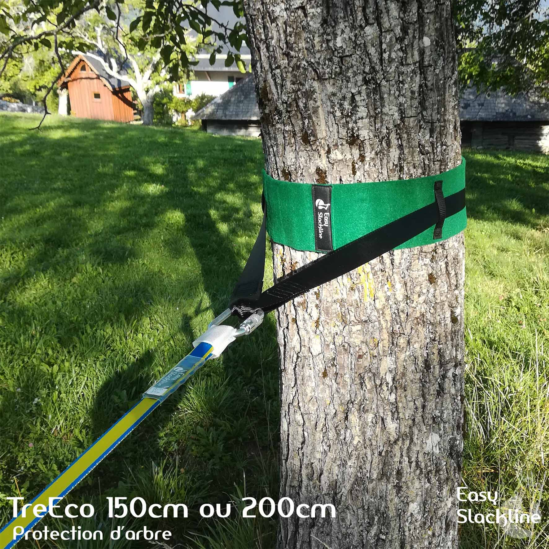 protection arbre easy slackline